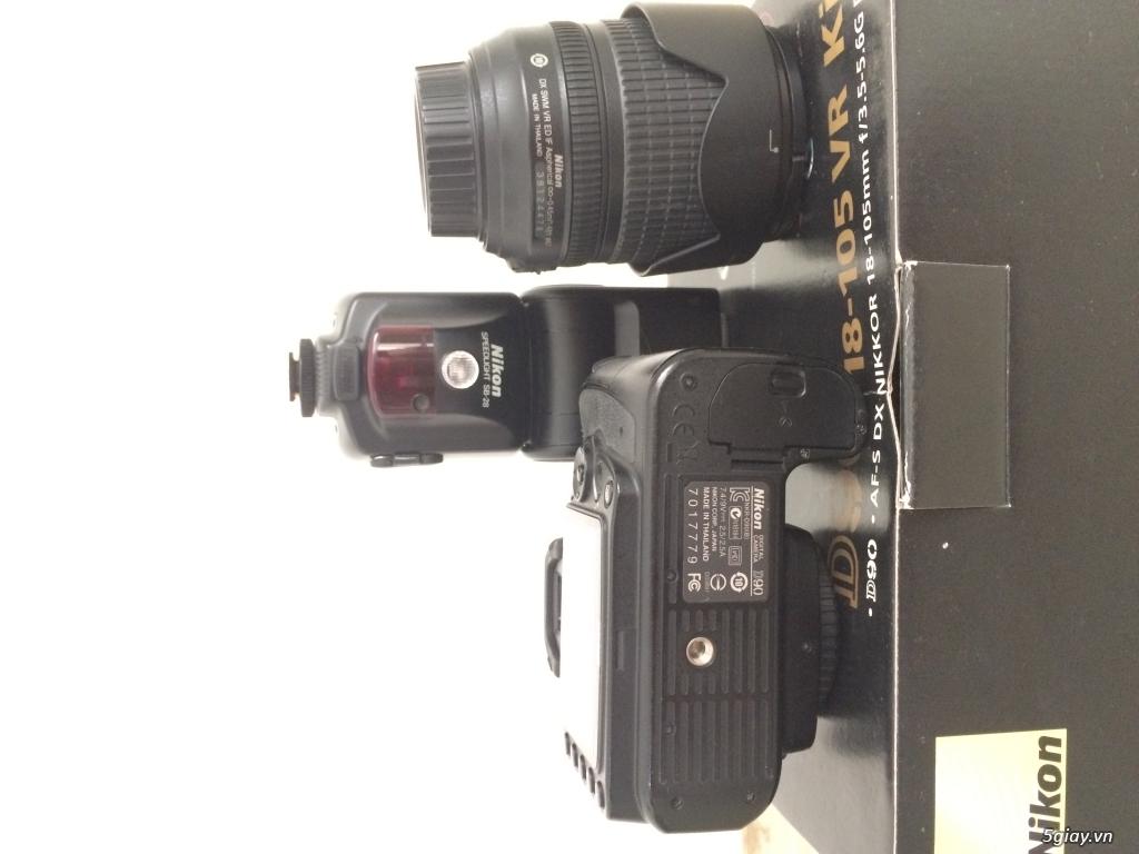 Thanh Lý D90 + kit + Flash Nikon SB-28 và một số phụ kiện - 7