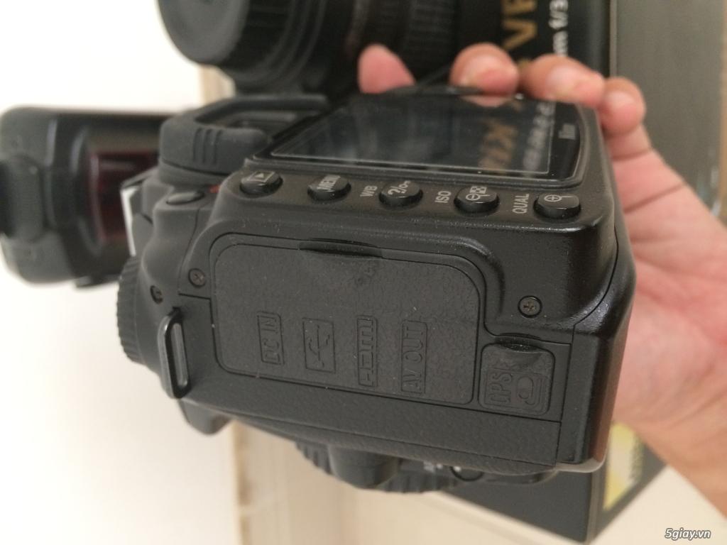 Thanh Lý D90 + kit + Flash Nikon SB-28 và một số phụ kiện - 3