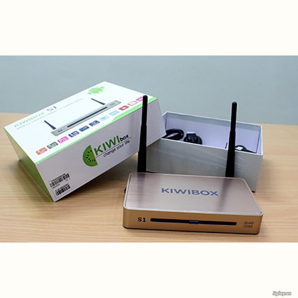 Android Kiwi box S1 - 2