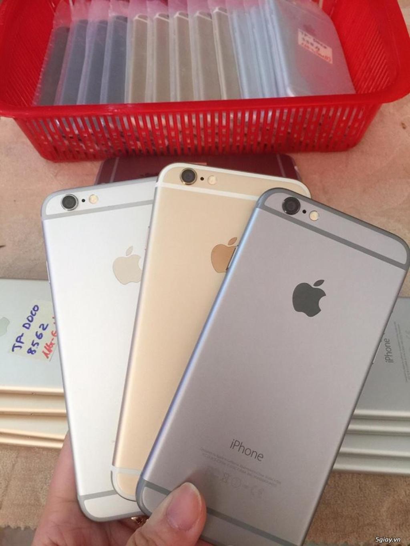IPHONE 6-64G-Lock Nhật-Đủ 3 Màu.Zin100% A-Z: Vỏ,Main,MH...Zin theo máy - 2