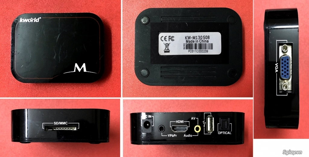 Box chống nhĩu/lọc điện,Biến áp cách li,DVD portable,LCD mini,ampli,loa,equalizer.... - 10