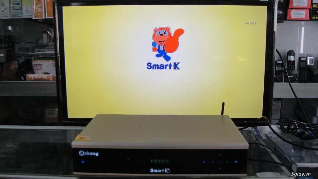 Đầu karaoke Arirang Smart K+,mới 100%chính hãng 100% có bán trả góp - 2