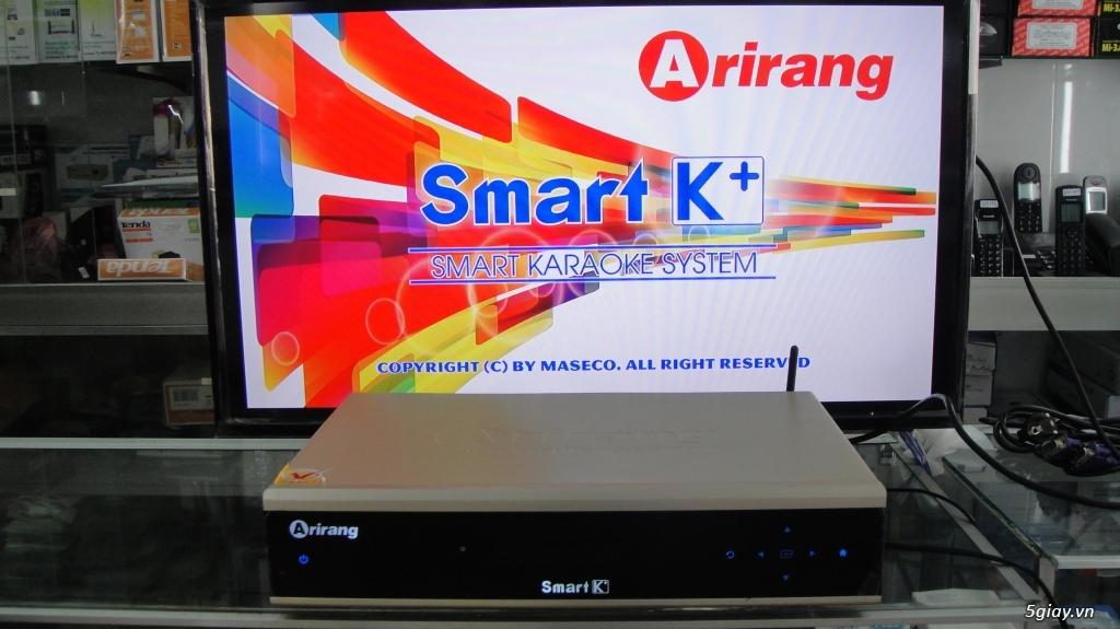 Đầu karaoke Arirang Smart K+,mới 100%chính hãng 100% có bán trả góp - 3