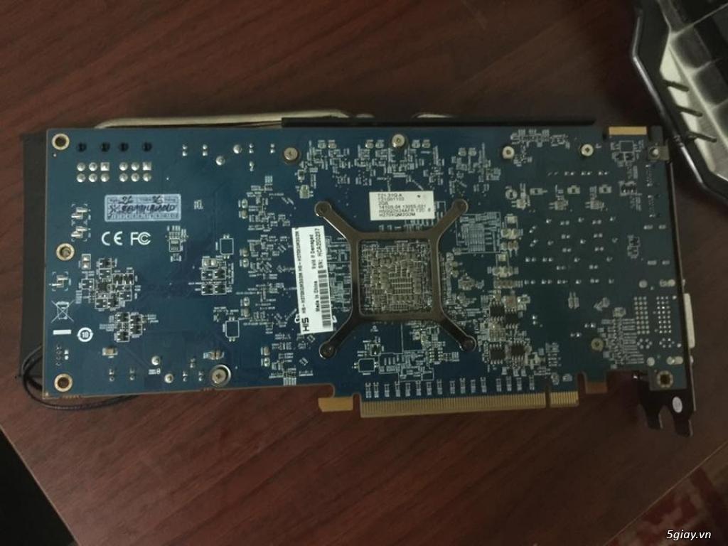 PC stream i3 4130 . HIS R9 270x - 3
