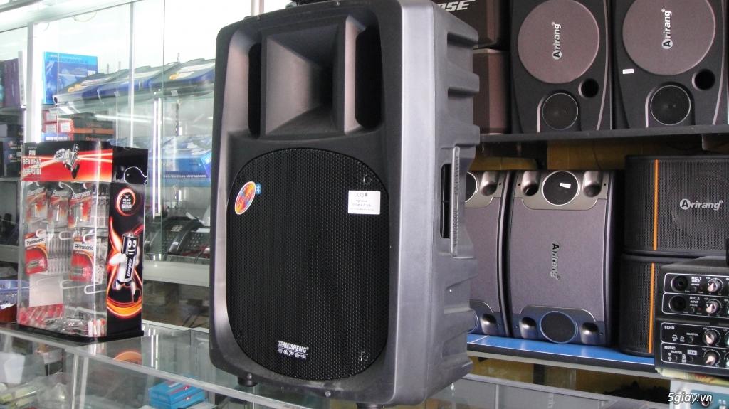 Loa kéo Temeisheng DP 2398T 600W bass 50 mới 100% có bán trả góp - 4