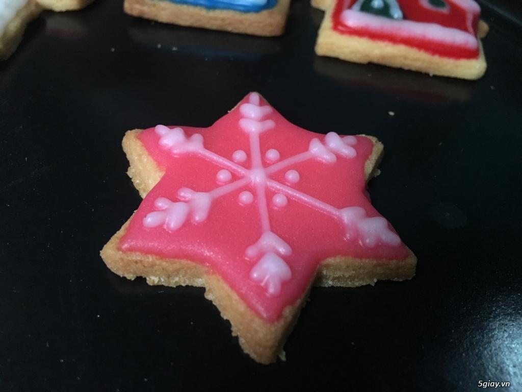 Bánh quy bơ, bánh Cookies số lượng lớn - 3