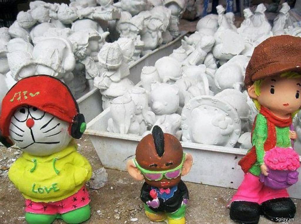 Bán Combo tranh rắc cát, tượng thạch cao tô màu, cho trẻ em tô màu - 4