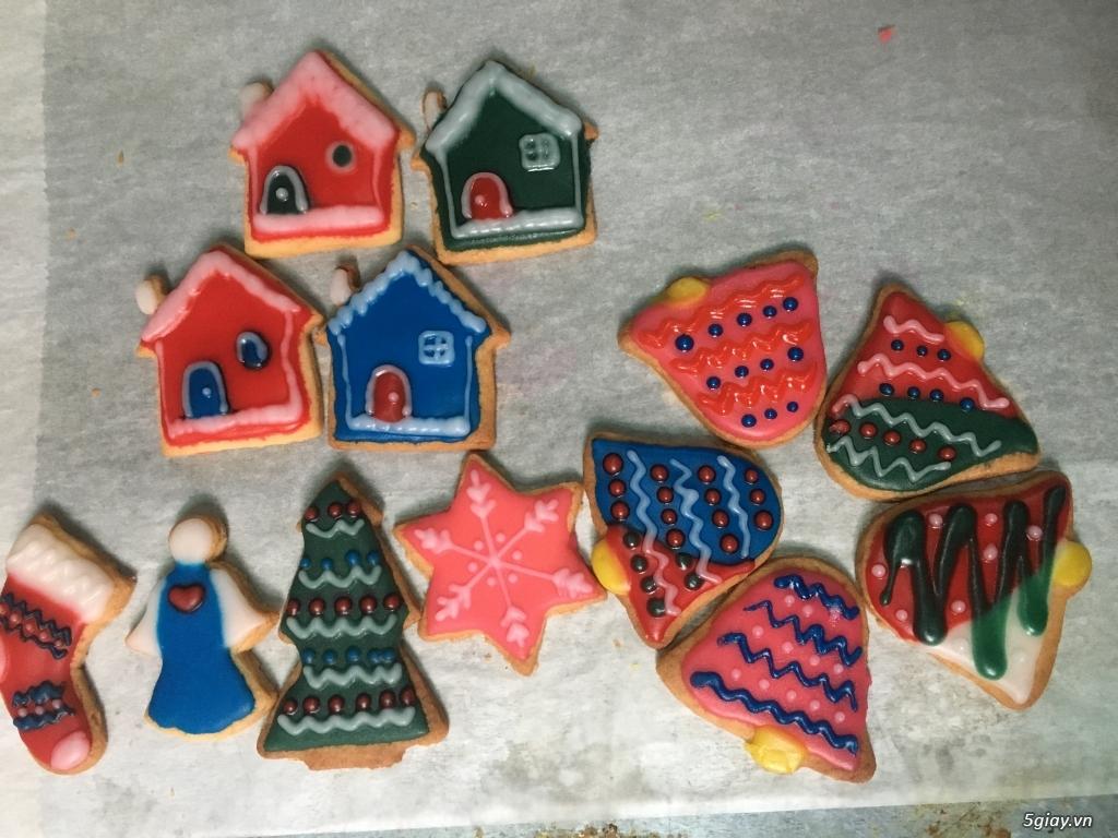 Bánh quy bơ, bánh Cookies số lượng lớn - 1