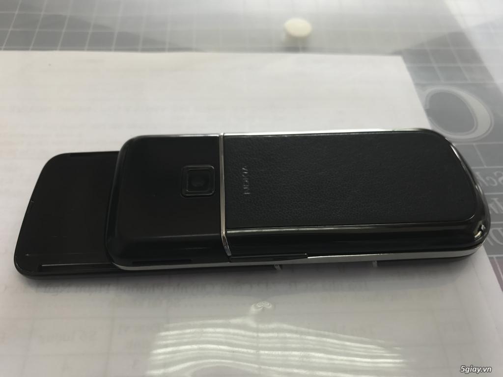 Bán Nokia 8800e màu đen - 5