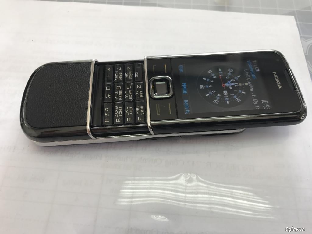 Bán Nokia 8800e màu đen - 6
