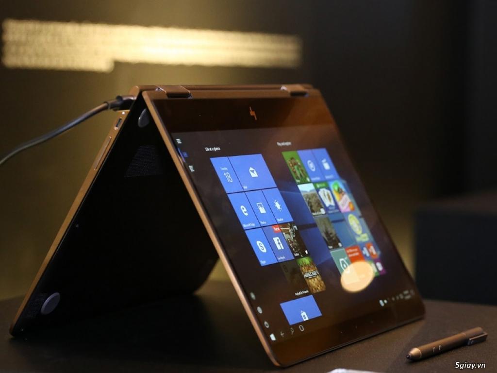 HP ra mắt laptop Spectre xoay - gập X360 giá khoảng 42 triệu đồng - 185126