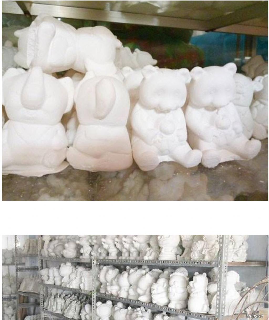 Bán Combo tranh rắc cát, tượng thạch cao tô màu, cho trẻ em tô màu - 6