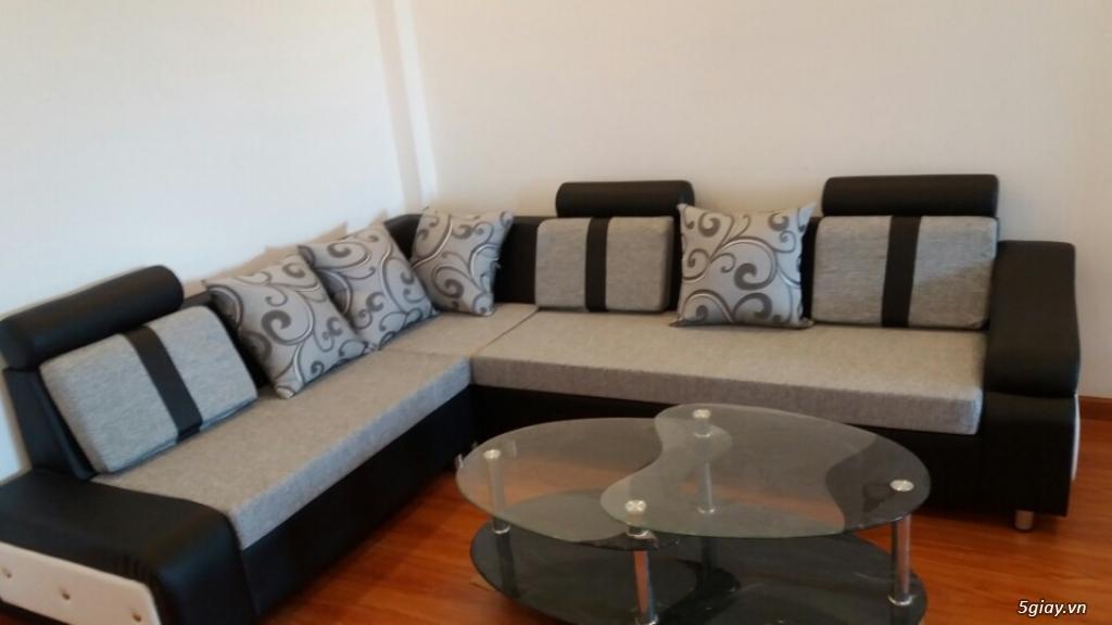 Ghế sofa góc ở xưởng sản xuất giá rẻ tại gò vấp - 2