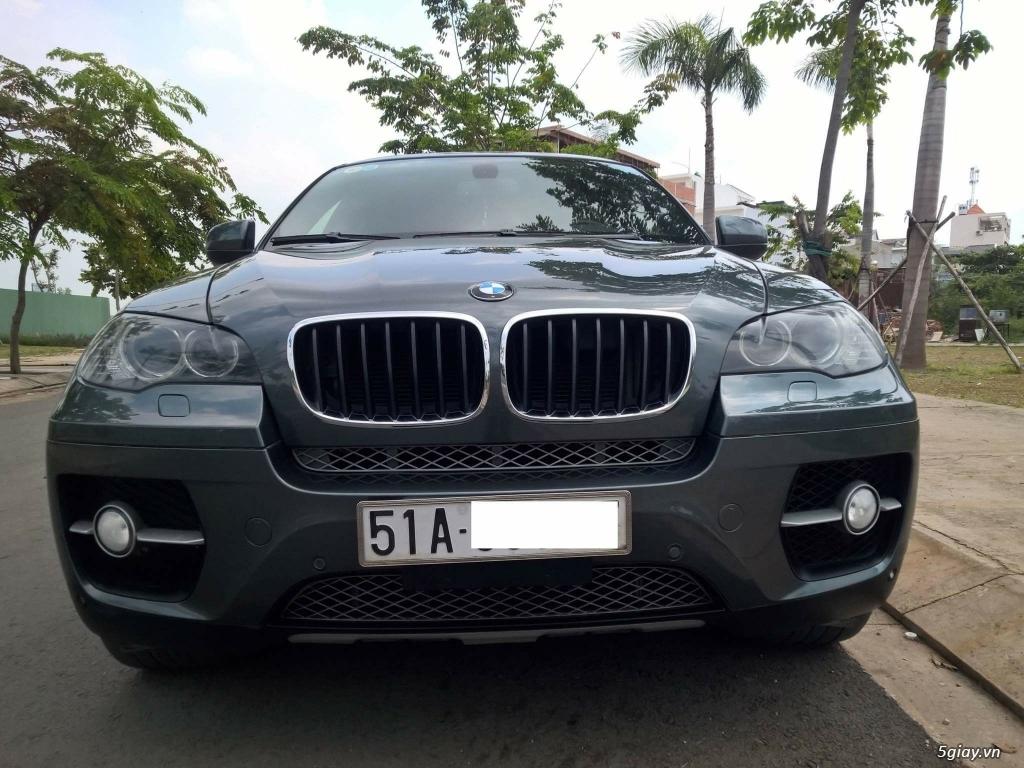 Cần bán BMW X6 cũ - 2