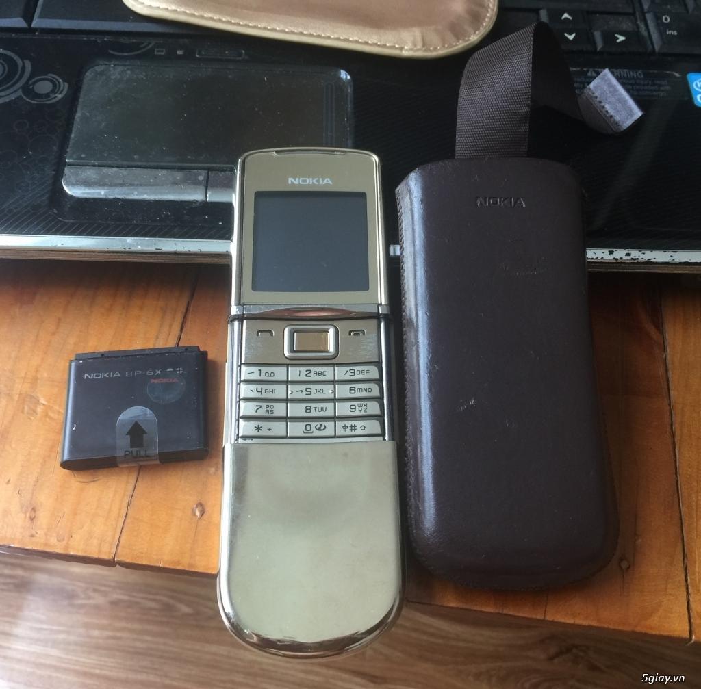 Nokia 8800 Sirocco Gold 98%