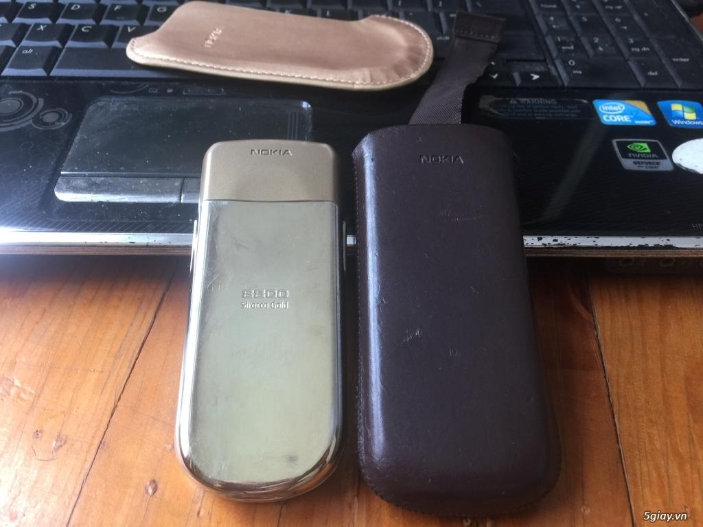 Nokia 8800 Sirocco Gold 98% - 1