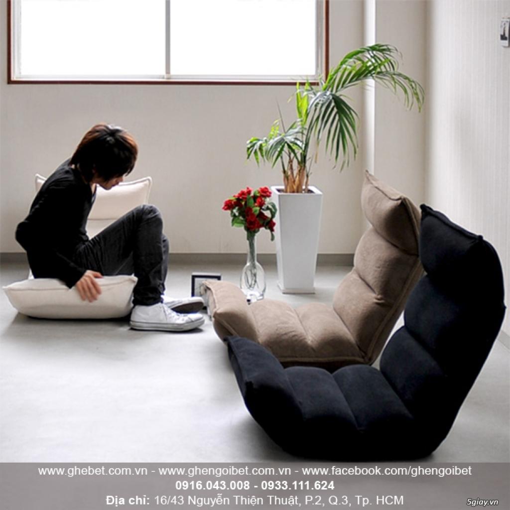 Ghế sofa ngồi bệt Kumo, ghế sofa bệt Kumo cao cấp phong cách Nhật Bản - 7