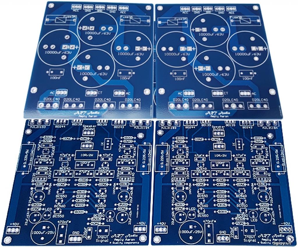 Linh kiện điện tử, PCB và DIY kit cho High-end Audio . ART Audio - 13