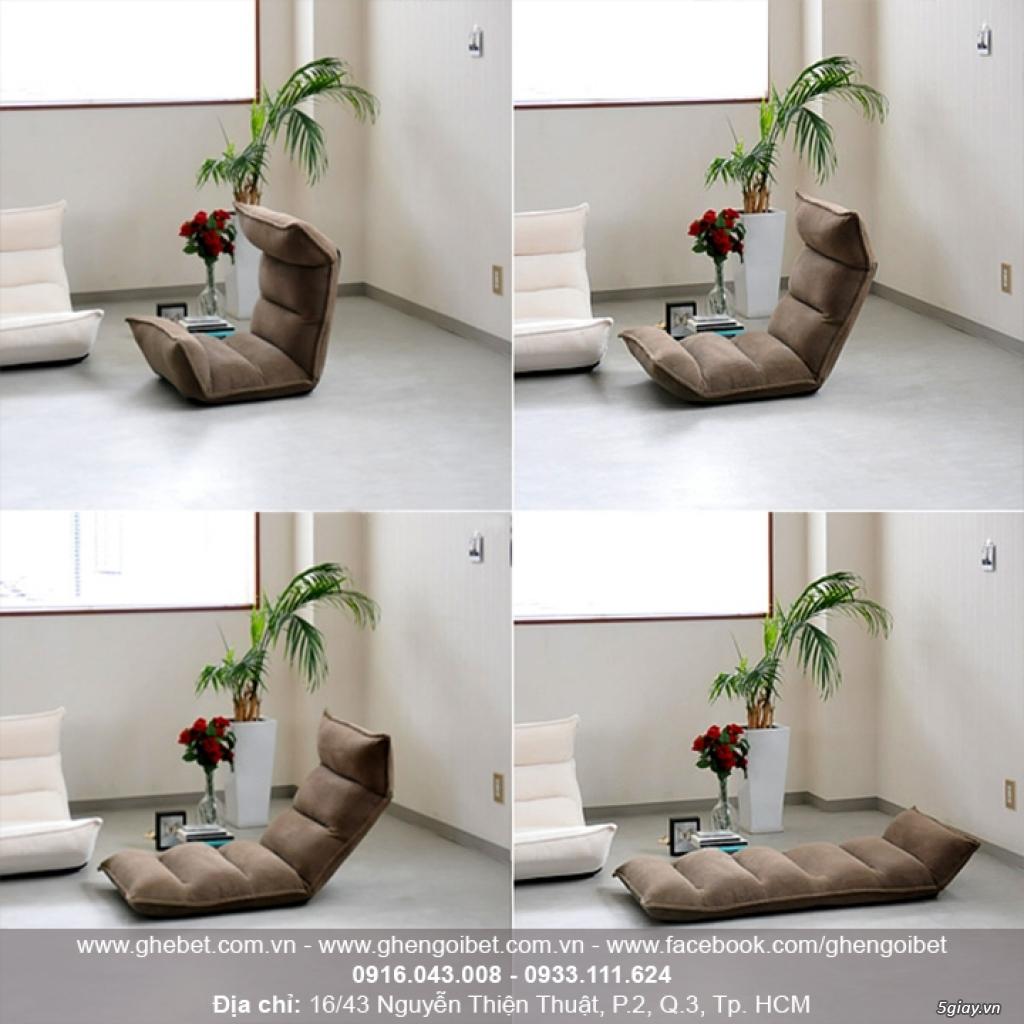 Ghế sofa ngồi bệt Kumo, ghế sofa bệt Kumo cao cấp phong cách Nhật Bản - 9