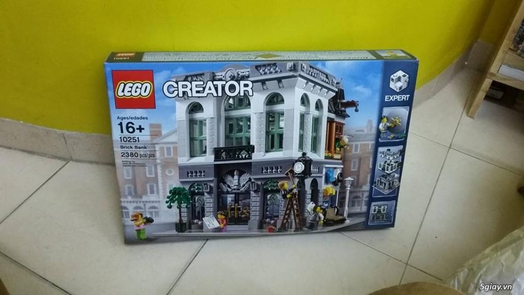 [HCM] Lego Chính Hãng - Giá tốt - 2