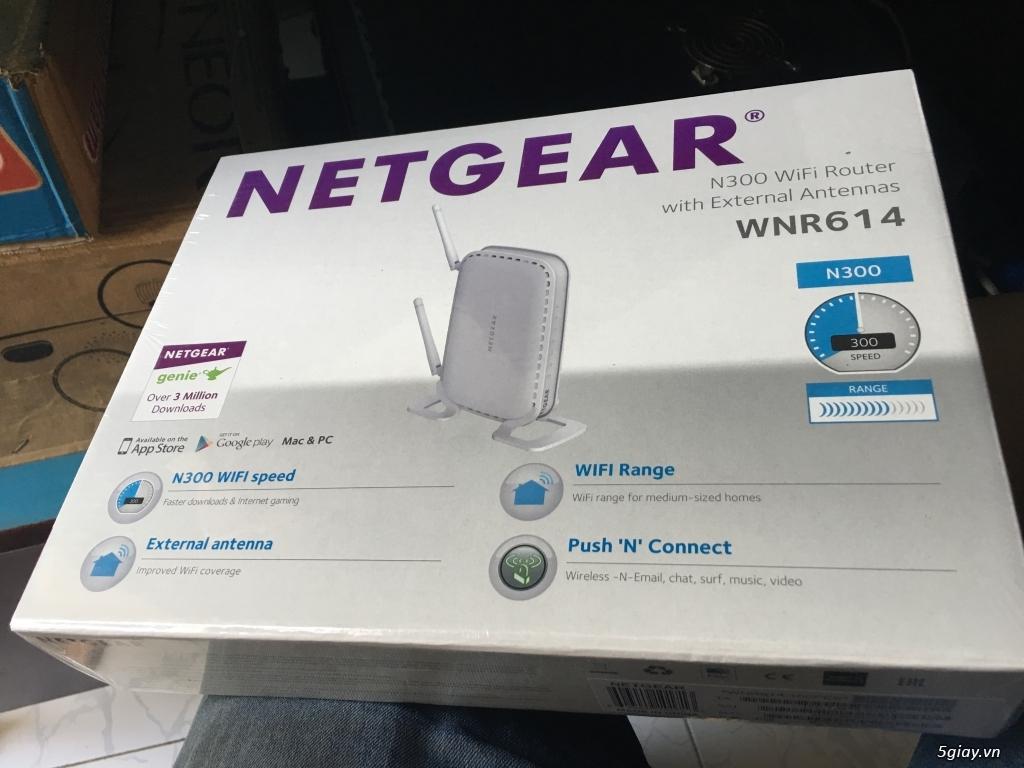 Bán Router Netgear WNR614