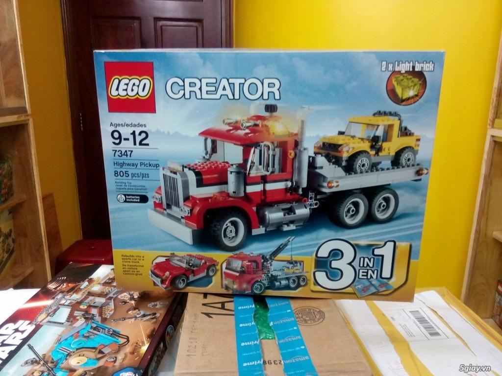 [HCM] Lego Chính Hãng - Giá tốt - 1