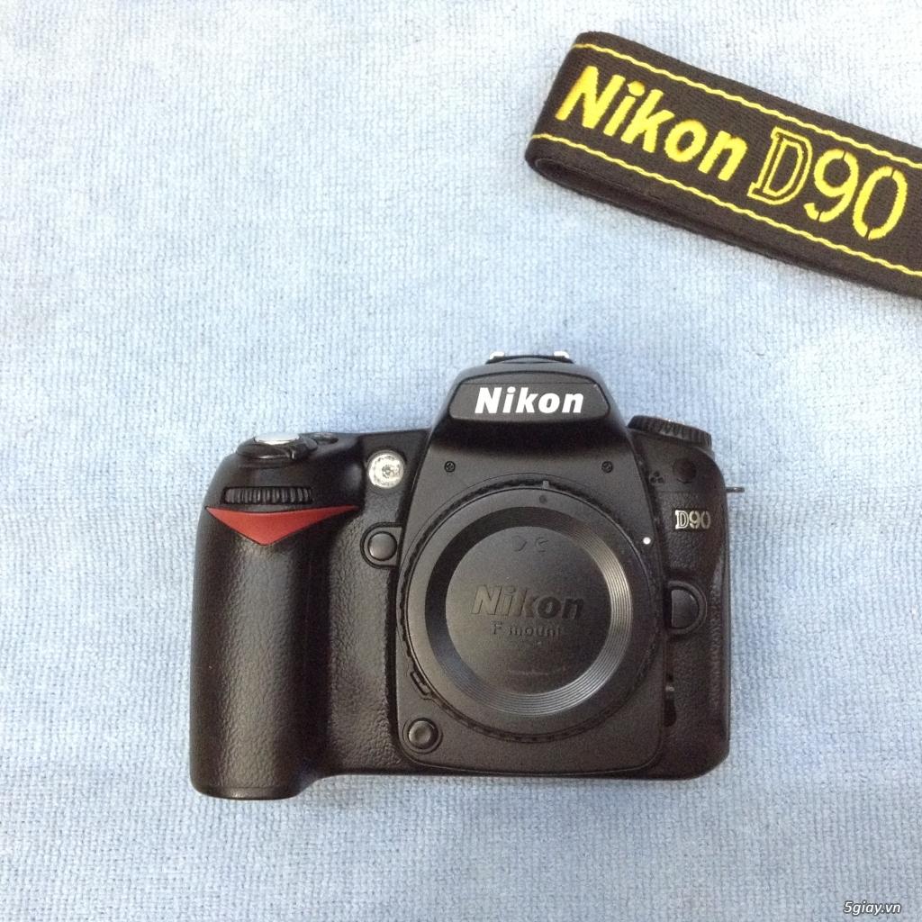 Nikon D90 - 11k shot giá rẻ