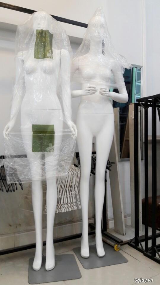 Shop quần áo, Quầy lể tân, Manocanh Thanh lý gấp - 2