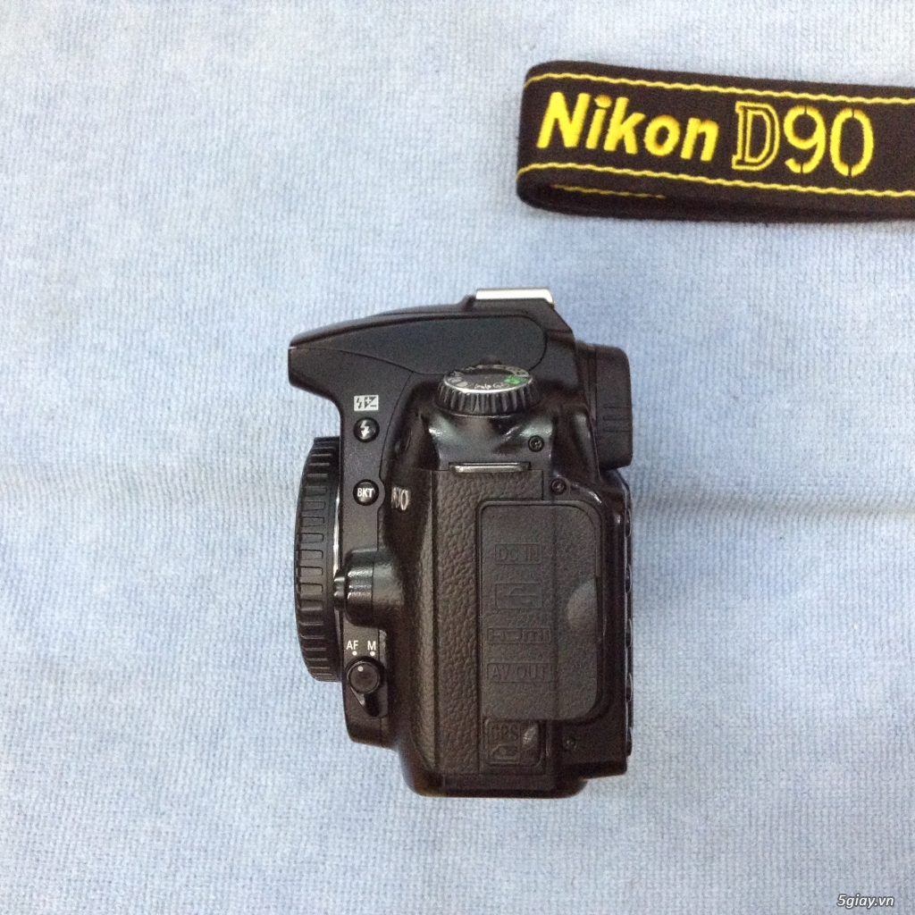 Nikon D90 - 11k shot giá rẻ - 1