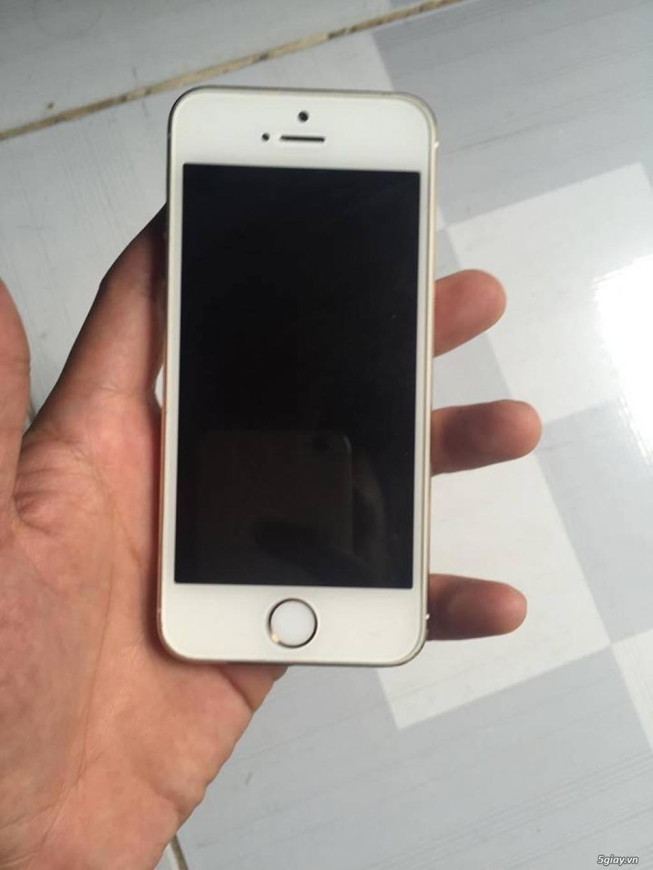 Cần bán iphone 5s gold 16gb quốc tế nguyên zin