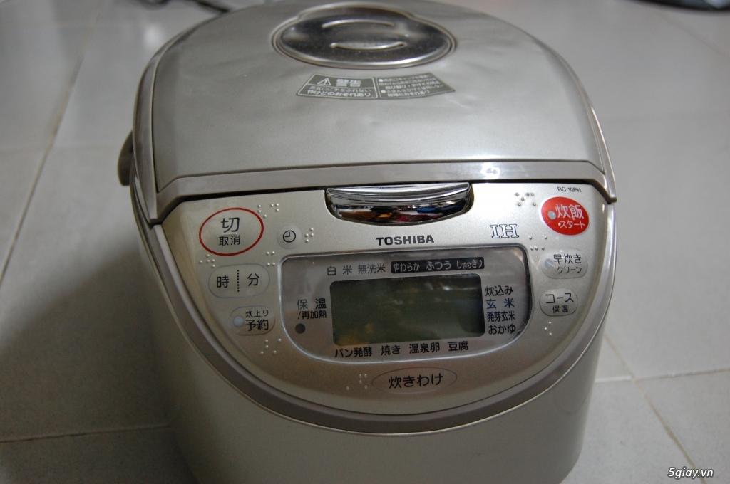 Nồi cơm điện cao tần Nhật Bản: Tiger,national... Cam kết giá rẻ nhất! - 15