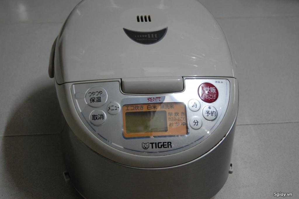 Nồi cơm điện cao tần Nhật Bản: Tiger,national... Cam kết giá rẻ nhất! - 3