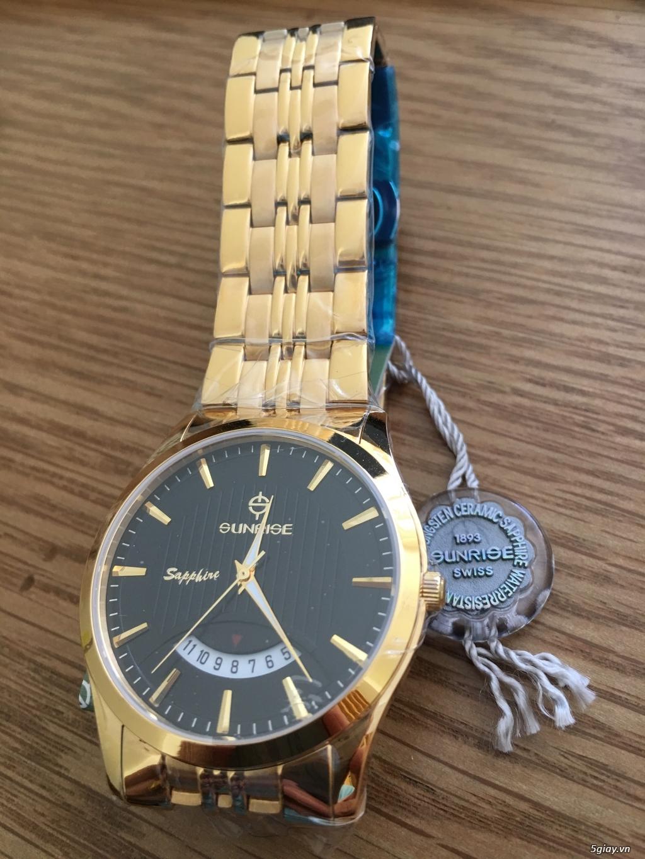 đồng hồ chính hãng xách tay các loại,mới 100%,có bảo hành - 11