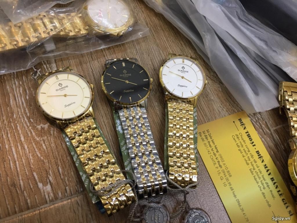 đồng hồ chính hãng xách tay các loại,mới 100%,có bảo hành - 14