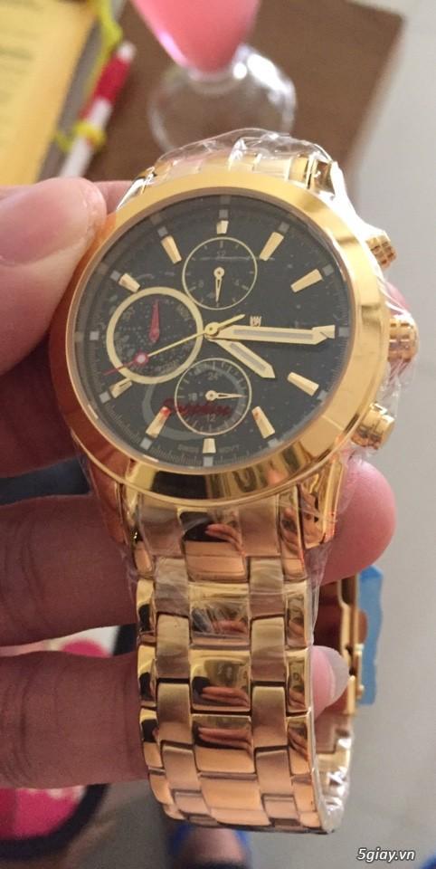 đồng hồ chính hãng xách tay các loại,mới 100%,có bảo hành - 16