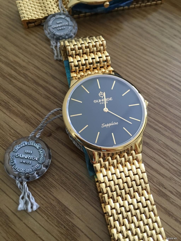 đồng hồ chính hãng xách tay các loại,mới 100%,có bảo hành - 13