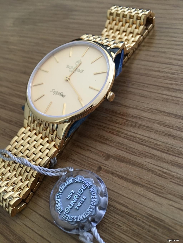 đồng hồ chính hãng xách tay các loại,mới 100%,có bảo hành - 12