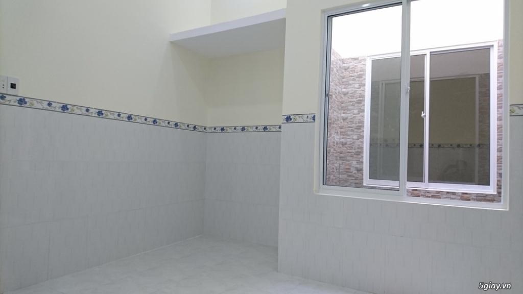 Cho thuê nhà nguyên căn mới xây, p. Phú Cường, Tp. Thủ Dầu Một, BDương