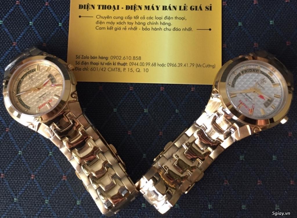đồng hồ chính hãng xách tay các loại,mới 100%,có bảo hành - 19