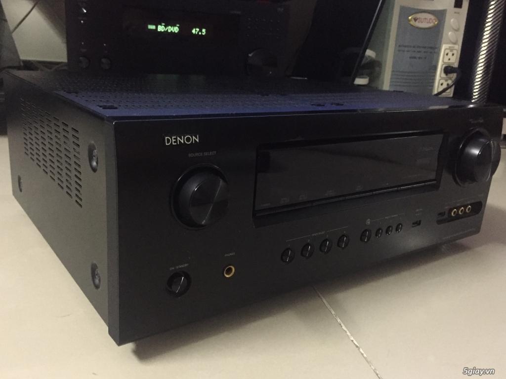 Cần Thanh Lý Receiver Denon AVR-3312, Xuyên Mộc BRVT - 2