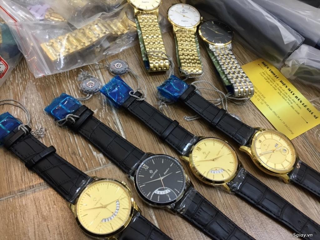 đồng hồ chính hãng xách tay các loại,mới 100%,có bảo hành - 18