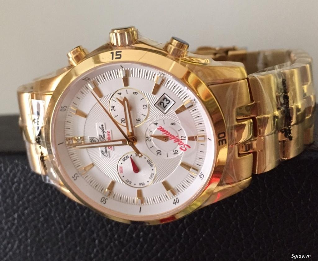 đồng hồ chính hãng xách tay các loại,mới 100%,có bảo hành - 17