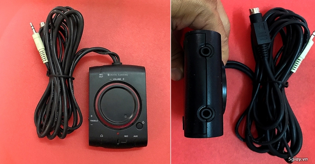 Box chống nhĩu/lọc điện,Biến áp cách li,DVD portable,LCD mini,ampli,loa,equalizer.... - 12