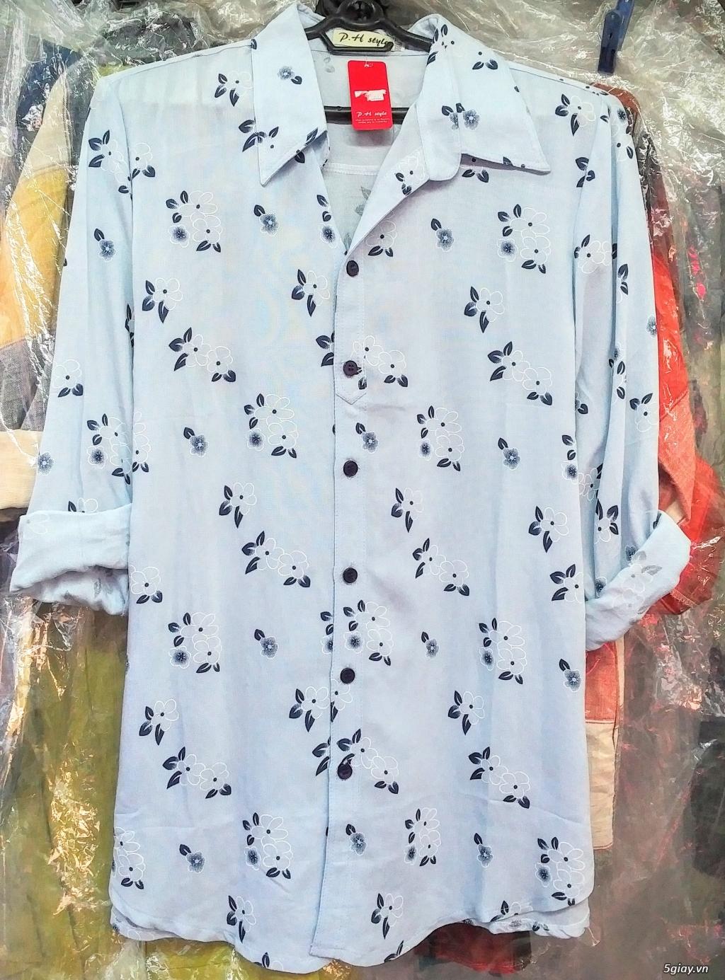 Thời trang nữ trung niên CHÂU( đợt 30): Tuyển tập mẫu áo font vừa, dài - 16