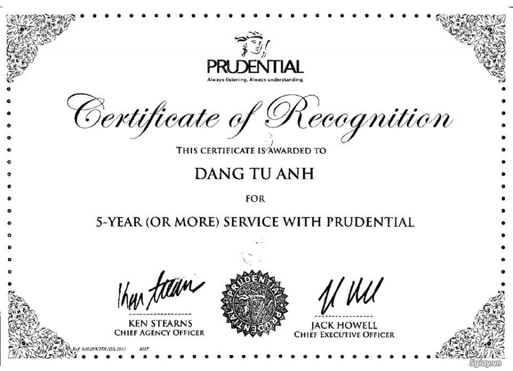 Prudential Tuyển nhân viên tư vấn khách hàng - 3