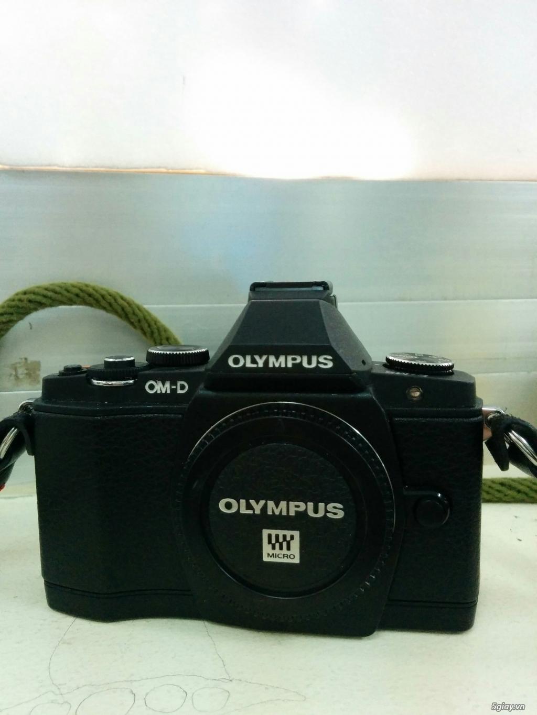 Olympus EM5 bản elite, len Zuiko 14-42 ez - 1