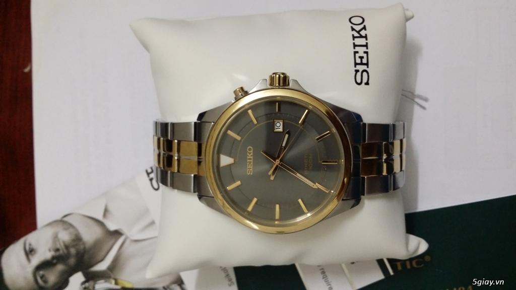 Đồng hồ SEIKO SKA582 XÁCH TAY MỸ - 5