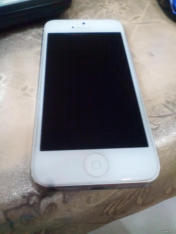 bán iphone 5 32 gb ở quận 6,máy còn mới,ai có nhu cầu liên hệ xem máy