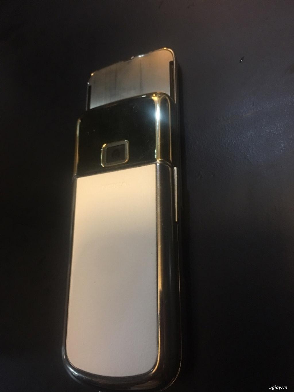 TP.HCM bán Nokia 8800 chính hãng bao kiểm tra - 1