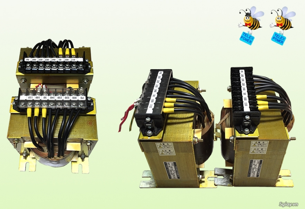 Biến áp cách ly , thùng biến áp cách ly, lọc điện - 40